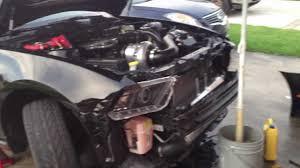 ford mustang v6 turbo 2011 mustang v6 procharger installed