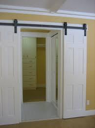 Closet Door Styles Sliding Barn Door Style Closet Doors Barn Door Ideas