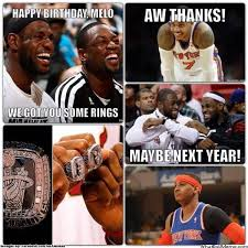 Melo Memes - nba memes on twitter happy birthday melo http t co t8shdfxpsz
