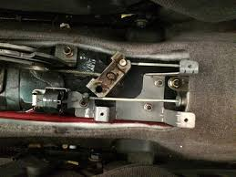replacing parking brake cable any tips subaru outback