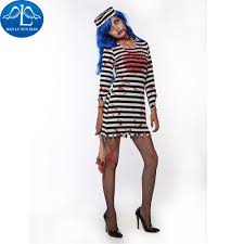 convict halloween costumes online buy wholesale woman prisoner halloween costumes from china