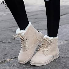 womens winter boots winter boots fashion style 2017 solid color
