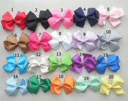 hair bows uk discount handmade kids hair accessories ribbon 2018 handmade