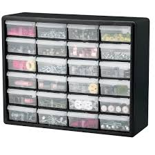 plastic storage cabinets with drawers complete image systems akro mils 24 drawer plastic storage cabinet