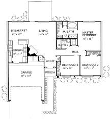 Floor Plans For Small Houses With 3 Bedrooms 1185 Best Floorplans Images On Pinterest House Floor Plans