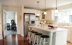 one wall kitchen with island one wall kitchen designs with an island kitchen one wall kitchen
