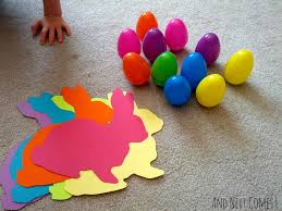 easter activities for kids and next comes l