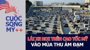 xe lexus cua le roi cuộc sống mỹ lái xe hơi trên đường cao tốc của mỹ ra sao youtube