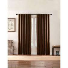 Thermal Window Drapes Curtains U0026 Drapes Window Treatments The Home Depot