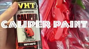 vht caliper paint for brake caliper or brake drums for cars