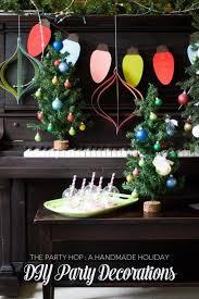 a handmade diy drink ornaments decorations