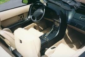 1992 corvette interior cars