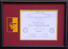 diploma framing psu diploma framing