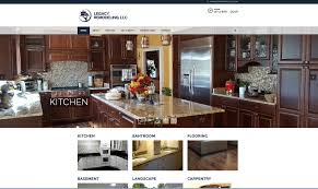 legacy remodeling llc milwaukee wisconsin web design