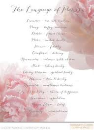 seasonal spring wedding flowers and their meanings for an