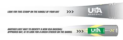 approved bats ruth league