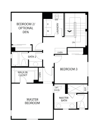 cottages at st cloud residence two floor plan at cottages at st