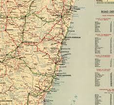 map of new south wales new south wales map australia maps and vintage prints