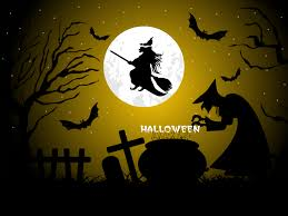 Free Halloween Graphics by Halloween Witch Wallpapers Wallpapersafari