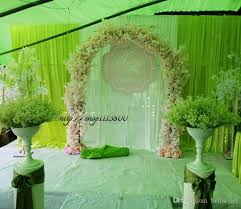 wedding arches canada romatic wedding center pieces metal wedding arch door hanging