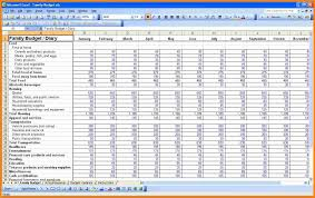 Excel Budget Spreadsheet Template 9 budget spreadsheet template budget template