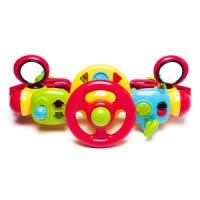 jouet siege auto kit de pilotage manibul création oxybul pour enfant de 6 mois à 2