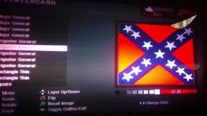 Rebel Flag Picture Best Rebel Flag Playercard Emblem Black Ops Youtube