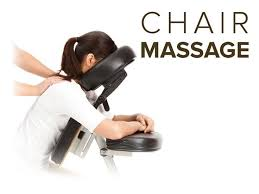 call us to see how we can help with your next chair massage event