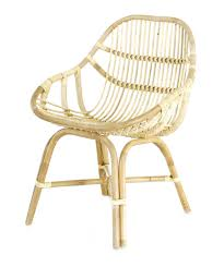style boheme chic fauteuil rotin naturel style bohème chic grenier alpin