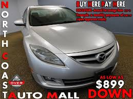 2010 used mazda mazda6 4dr sedan automatic i touring at north