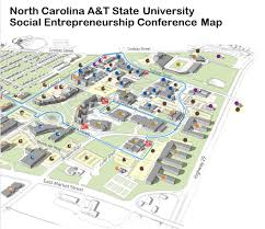 Uncw Map Campus Map Unc Ga