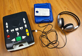 Department For The Blind Audio Book Players Iowa Department For The Blind