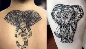 the symbolic meaning of elephant tattoos onehowto