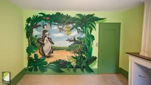 deco chambre jungle chambre bebe fresque murale animaux jungle deco chambre bebe fresque