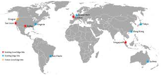 Dallas On Map by 2 New Data Centers Bring Faster Global Page Load Times Adobe
