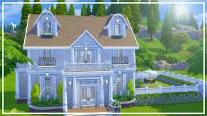 french country mansion french country manor the sims 4 speed build youtube