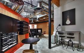Office Industrial Office Space Awesome 30 Phenomenal Industrial Style Office Design Images Design
