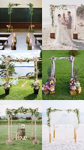 Wedding Arch Ideas Wedding Arch Ideas You U0027ll Fall In Love With The Koch Blog