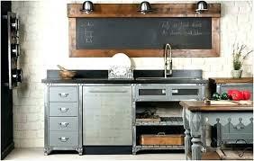 cuisine style indus meuble cuisine style industriel navigation articles planning