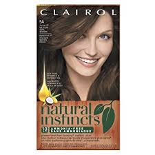 perm left to dry naturally on medium to long hair amazon com clairol natural instincts semi permanent hair color