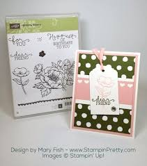 94 best stampin u0027 up birthday blooms images on pinterest birthday