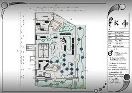 Futuristic House Floor Plans by Kyle Du Preez Interior Designer In Training