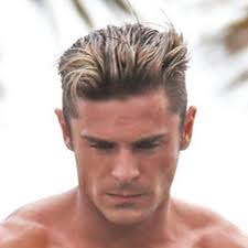 haircuts that need no jell for guys zac efron baywatch hair how to get the haircut mens hairstyle