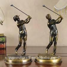 golf statues home decorating golf statues home decorating lady golfer 2ft zara furniture inc set