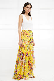 maxi skirt linosa crinkle wrapover maxi skirt collections connection