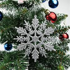 compare prices on snowflake christmas ornaments online shopping