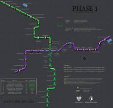Banglore Metro Route Map by When Is Namma Metro Phase I Expected To Complete Realistically