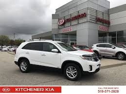 suv kia kitchener kia your kia source for new and used cars vans and