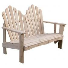 Wood Outdoor Bench Rustic Bench With Back Foter