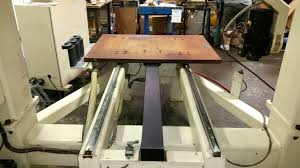 used cnc router table sold used motionmaster 5 axis cnc router e449 cnc parts dept inc